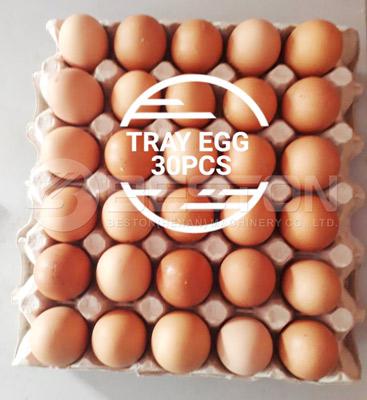 30Holes Egg Trays
