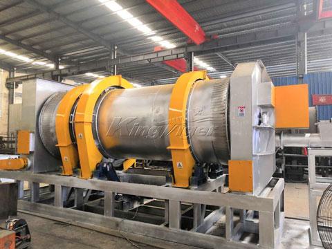 biomass pyrolysis plant for sale